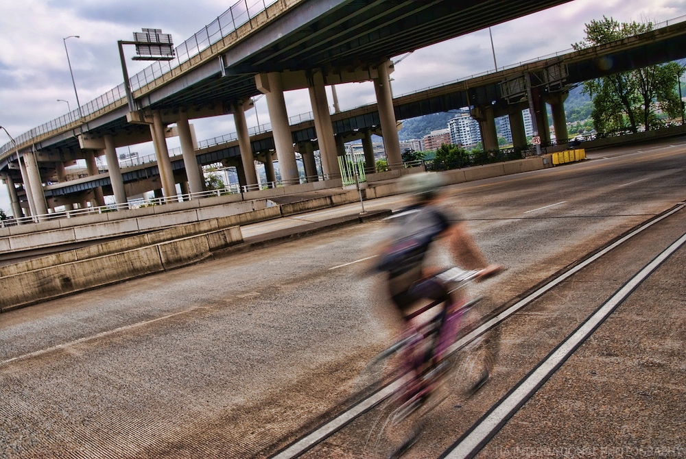Cycling in Portland