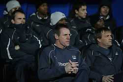 Portsmouth, England - Saturday, February 10, 2007: Portsmouth against Manchester City's manager Stuart Pearce during the Premiership match at Fratton Park. (Pic by Chris Ratcliffe/Propaganda)