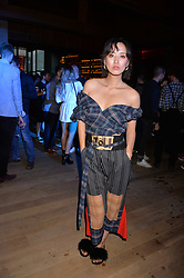 Betty Bachz at the Warner Music Group and British GQ Summer Party in partnership with Quintessentially held at Nobu Shoreditch Willow Street, London England. 5 July 2017.<br /> Photo by Dominic O'Neill/SilverHub 0203 174 1069 sales@silverhubmedia.com