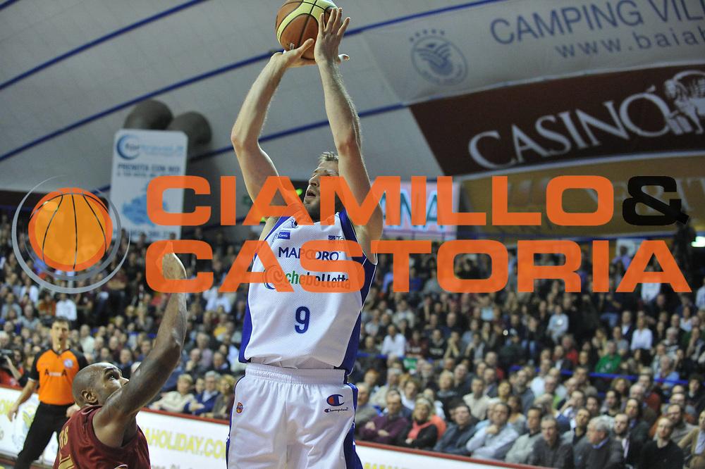 DESCRIZIONE : Venezia Lega A 2012-13 Umana Reyer Venezia Chebolletta Cantu <br /> GIOCATORE : mancar markoishvili<br /> CATEGORIA : tiro<br /> SQUADRA : Umana Reyer Venezia Chebolletta Cantu<br /> EVENTO : Campionato Lega A 2012-2013 <br /> GARA : Umana Reyer Venezia Chebolletta Cantu <br /> DATA : 20/01/2013<br /> SPORT : Pallacanestro <br /> AUTORE : Agenzia Ciamillo-Castoria/M.Gregolin<br /> Galleria : Lega Basket A 2012-2013  <br /> Fotonotizia : Venezia Lega A 2012-13 Umana Reyer Venezia Chebolletta Cantu<br /> Predefinita :
