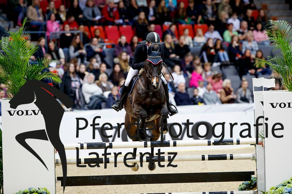 Svensson, Peter (SWE) Baltharzar<br /> Göteborg - Gothenburg Horse Show FEI World Cups 2017<br /> © Stefan Lafrentz