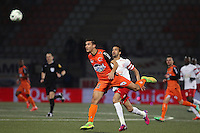Adrien mehdi MONFRAY / Youssouf HADJI  - 06.03.2015 - Nancy / Laval - 27eme journee de Ligue 2 <br />