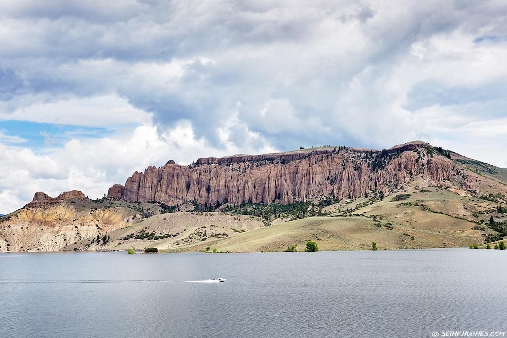Dillon Pinnacles, Curecante National Recreation Area, Colorado