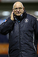 John Still Manager of Luton Town during the Sky Bet League 2 match at Kenilworth Road, Luton<br /> Picture by David Horn/Focus Images Ltd +44 7545 970036<br /> 08/01/2015