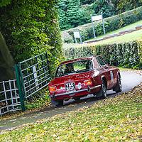 Car 38 Hugh Bradford Julian West Alfa Romeo Giulia Coupe