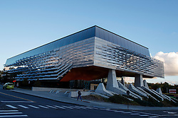 Bill & Melinda Gates Hall, Cornell University, Ithaca, New York, United States of America