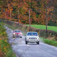 Car 72 Paul Davis Martin Phaff Ford Escort Mk1 RS2000