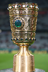 26.10.2010, Allianz Arena, Muenchen, GER, DFB Pokal, FC Bayern Muenchen vs SV Werder Bremen, im Bild  Der DFB Pokal, EXPA Pictures © 2010, PhotoCredit: EXPA/ nph/  Straubmeier+++++ ATTENTION - OUT OF GER +++++