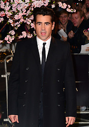 Colin Farrell at the World Premiere of 'Saving Mr Banks'. Odeon, London, United Kingdom. Sunday, 20th October 2013. Picture by Nils Jorgensen / i-Images