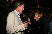 Jeremy Clarkson and Anne Robinson, A A Gill party to celebrate the  publication of Table Talk, a collection of his reviews. Hosted by Marco Pierre White at <br />