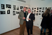 EDMONDO DI ROBILANT; GERRY FARRELL, The Way We Wore.- Photographs of parties in the 70's by Nick Ashley. Sladmore Contemporary. Bruton Place. London. 13 January 2010. *** Local Caption *** -DO NOT ARCHIVE-© Copyright Photograph by Dafydd Jones. 248 Clapham Rd. London SW9 0PZ. Tel 0207 820 0771. www.dafjones.com.<br /> EDMONDO DI ROBILANT; GERRY FARRELL, The Way We Wore.- Photographs of parties in the 70's by Nick Ashley. Sladmore Contemporary. Bruton Place. London. 13 January 2010.