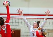 Volleyball - IUK vs Indiana Wesleyan - Kokomo, In