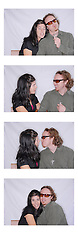 Molly and Ben's Photo Booth!