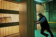 Paper mill security caveau in Switzerland