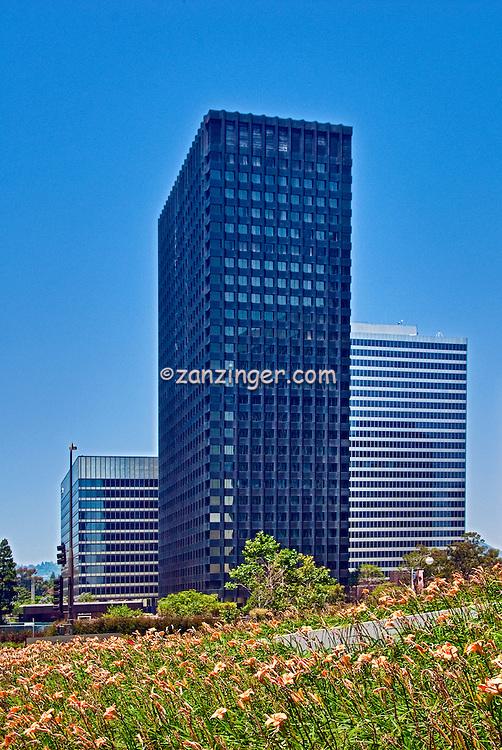 Century City, CA, Architecture, Buildings, Skyscrapers