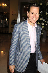 MICHAEL PORTILLO at a party to celebrate the publication of Gemma Levine's book Mayfair, held at Claridge's, Brook Street, London on 16th June 2008.<br />