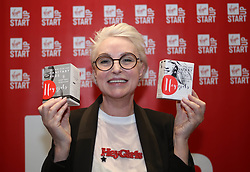 Grandmother Celia Hodson, 57, of Dunbar, was named the winner of the Virgin StartUp Scotland prize at a ceremony in Edinburgh. She won a package of mentoring and legal advice. Ms Hodson, who raised two daughters as a single parent, launched her Hey Girls sanitary products company in January to help combat period poverty. 15032018 pic by Terry Murden | @edinburghelitemedia tel 07971 686038