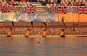 20040821 Olympic Games Athens Greece .[Rowing-Sat Finals day] Schinias...Photo  Peter Spurrier.email images@intersport-images.com...