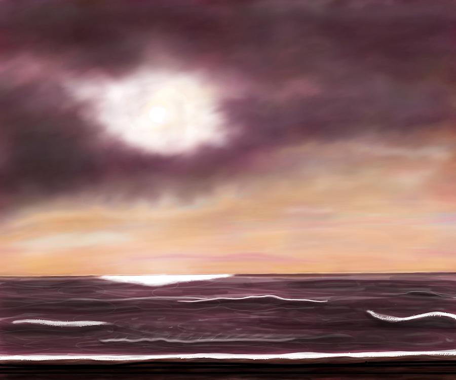 North Swan Beach, 7 A.M.