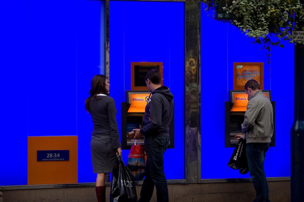ATM, Manchester, England