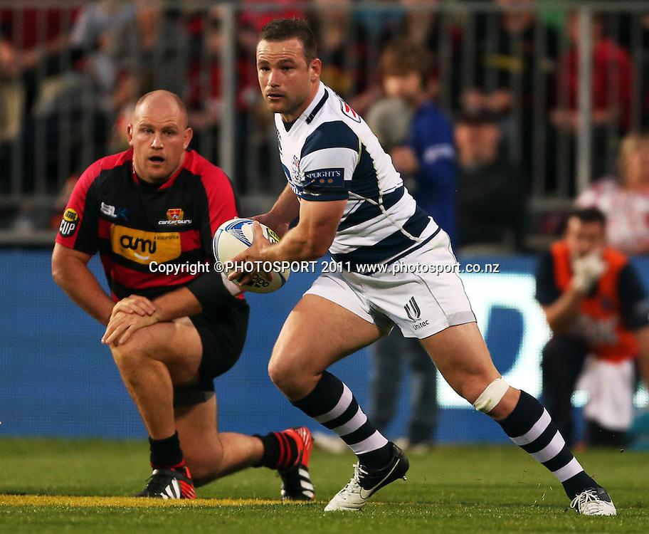 Auckland player Alby Mathewson. Auckland v Canterbury. ITM CUP Rugby Final, AMI Stadium, Christchruch. Saturday 27 October 2012. Joseph Johnson/photosport.co.nz