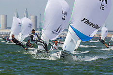2013 470  Worlds | Day 4  | Thu 8 Aug | Men