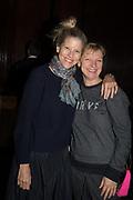 JESSICA ZAMBOLATTI, CAROLINE GLADSTONE, Rachel Kelly celebrates the publication of ' Singing In the Rain' An Inspirational Workbook. 20 Cavendish Sq. London W1. 17 January 2019.
