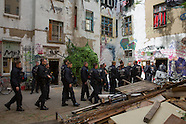 Part eviction of Rigaer94, Berlin