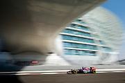 November 21-23, 2014 : Abu Dhabi Grand Prix. Max Verstappen (NED) Scuderia Toro Rosso