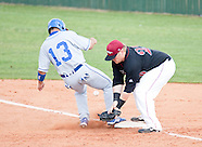 OC Baseball vs Lubbock Christian SS - 4/18/2009