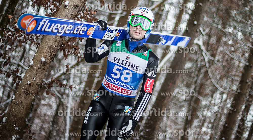 05.01.2015, Paul Ausserleitner Schanze, Bischofshofen, AUT, FIS Ski Sprung Weltcup, 63. Vierschanzentournee, Training, im Bild Anders Jacobsen (NOR) // during Training of 63rd Four Hills <br /> Tournament of FIS Ski Jumping World Cup at the Paul Ausserleitner Schanze, Bischofshofen, Austria on 2015/01/05. EXPA Pictures &copy; 2015, PhotoCredit: EXPA/ JFK