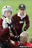London Wasps coachclass at Aylesbury RFC. Thurs 16-8-07. Action Pics