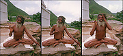 Sadu Guru at DevPrayag
