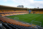 Molineux during the Pre-Season Friendly match between Wolverhampton Wanderers and Aston Villa at Molineux, Wolverhampton, England on 28 July 2015. Photo by Alan Franklin.
