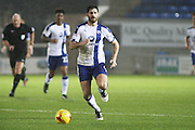 Chesterfield FC striker Ched Evans (9) during the EFL Sky Bet League 1 match between Peterborough United and Chesterfield at London Road, Peterborough, England on 10 December 2016. Photo by Nigel Cole.