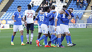 Peterborough United v Bolton Wanderers 131116