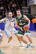 DESCRIZIONE : Eurocup 2014/15 Last32 Dinamo Banco di Sardegna Sassari -  Banvit Bandirma<br /> GIOCATORE : Safak Edge<br /> CATEGORIA : Tiro<br /> SQUADRA : Banvit Bandirma<br /> EVENTO : Eurocup 2014/2015<br /> GARA : Dinamo Banco di Sardegna Sassari - Banvit Bandirma<br /> DATA : 11/02/2015<br /> SPORT : Pallacanestro <br /> AUTORE : Agenzia Ciamillo-Castoria / Luigi Canu<br /> Galleria : Eurocup 2014/2015<br /> Fotonotizia : Eurocup 2014/15 Last32 Dinamo Banco di Sardegna Sassari -  Banvit Bandirma<br /> Predefinita :
