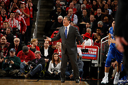 The University of Louisville hosted the University of Kentucky, Saturday, Dec. 27, 2014 at Yum Center in Louisville. <br /> <br /> Photo by Jonathan Palmer