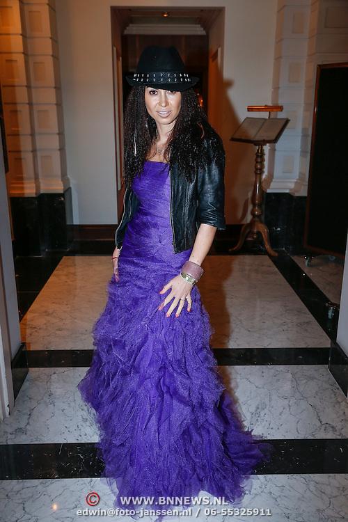 NLD/Amsterdam/20121112 - Beau Monde Awards 2012, Graziella Ferarro
