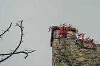 Kimball's Castle in Gilford, NH.  ©Karen Bobotas Photographer