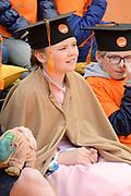 Koningsdag 2017 in Tilburg / Kingsday 2017 in Tilburg<br /> <br /> Op de foto / On the photo:  prinses Ariane
