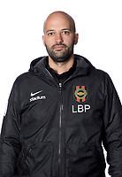 180226 BP:s tränare Luis Pimenta poserar för ett porträtt den 26 Mar 2018 i Stockholm.<br /> Foto: Pelle Börjesson / Idrottsfoto / BILDBYRÅN / COP 205
