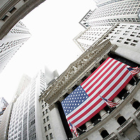 New York Stock Exchange - New York, USA
