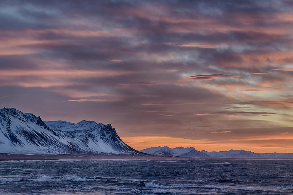 Budir Snaefellsnes Peninsula North West Area Iceland