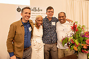 Variety Showcase NYC 2018<br /> Seed Grower: Owen Taylor, Truelove Seeds<br /> Farmer: East New York Farms!<br /> Chef Anya Peters, Kit an' Kin<br /> Dish: Callaloo