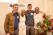 Variety Showcase NYC 2018<br /> Seed Grower: Owen Taylor, Truelove Seeds<br /> Farmer: East New York Farms!<br /> Chef Anya Peters, Kit an' Kin<br /> Dish: Callaloo