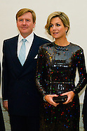 King Willem Alexander & Queen Maxima for President of European Council