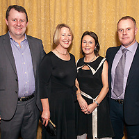 Thomas and Mary Sexton and Michael and Martina Shannon all from Miltown Malbay