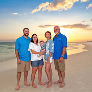 Coulston Family Beach Photos