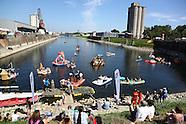 Hafenfest und Spassregatta Ludwigshafen